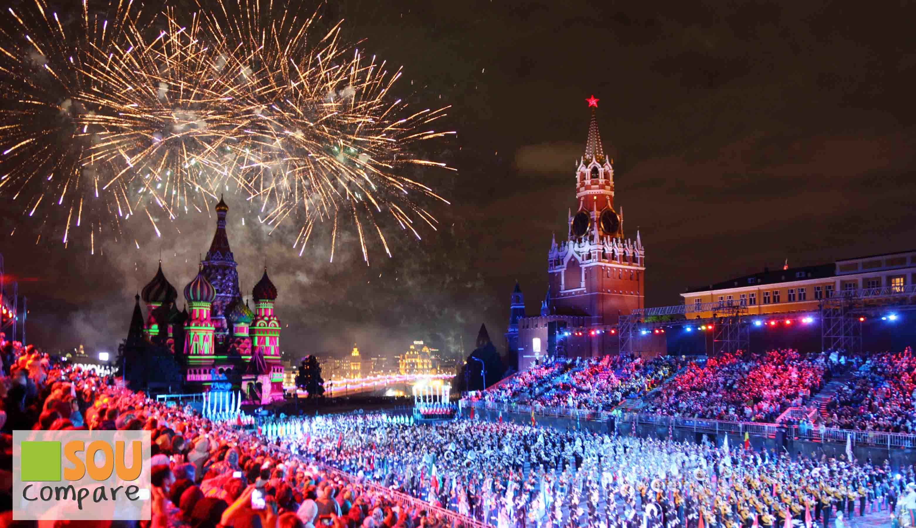 Seguro para Viajar a Rusia